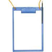 カラークリップボード 青