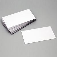 ホワイトマグネットシート大30枚 磁石 マグネット 事務用品 学習教材
