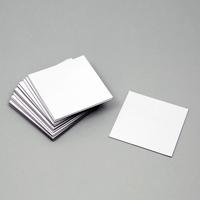 ホワイトマグネットシート小30枚 磁石 マグネット 事務用品 学習教材 黒板 教材