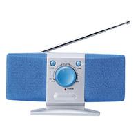 ラジオ コンパクトFMラジオ ラジオ 学習教材