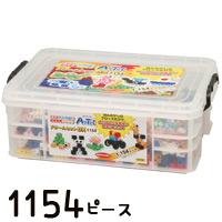 アーテックブロック ドリームセットDX 1154pcs アーテック ブロック Artecブロック 日本製 ブロック 日本製 パズル ゲーム 玩具 おもちゃ 知育玩具 3歳 4歳 5歳 6歳 教育 レゴ・レゴブロックのように自由に遊べます
