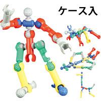 そうぞうブロックJ[200ピース]ケース入 子供 キッズ 小学生 学習教材 ブロック 知育玩具 パズル 組立 幼児 想像力