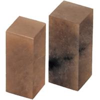 透晶石のみ 小 てん刻 手作り用素材 ハンコ