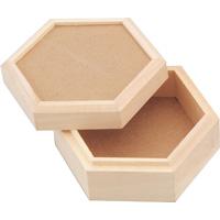 マルチボックス六角箱