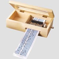 オルゴール プリティウッド エチュード2 キット プレゼント 木製 美術 工作キット 夏休み 自由研究 手作り
