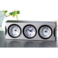 時計 クロック 温室時計付クロック