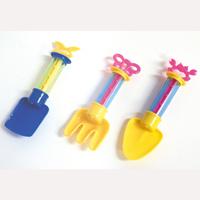 スコップ 水鉄砲 水遊び 知育玩具
