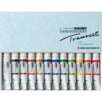 T TV 11ml 12色スクールセット[スクール] 絵具 絵 美術 学習教材 学校教材 画材 夏休み 宿題