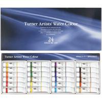 T 専門家用透明水彩絵具24色セット 絵具 絵 美術 学習教材 学校教材 画材 夏休み 宿題
