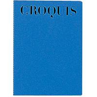 M クロッキーブック B5 S242-02 青