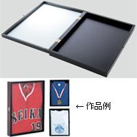 コレクションボックス[ユニフォーム額] BOX 箱 コレクション ユニフォーム 額 作品ケース
