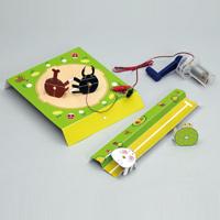 科学 工作 発電おもちゃブルブルバトラー 知育 知育玩具