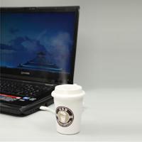 加湿器 USB カップ型加湿器 加湿器 USB加湿器 保湿 乾燥 オフィス パソコン周辺