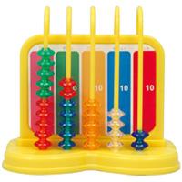 くらいのレッスン 知育玩具 2歳 3歳 4歳 算数 そろばん 位 おもちゃ キッズ 育児