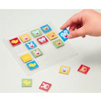 カラフルクロスゲーム カードゲーム 知育玩具