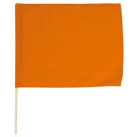 小旗 オレンジ