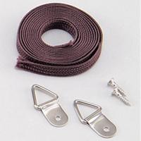 吊金具 ひもセット[F4〜F6用]小 吊り金具 工作 教材 材料 図工 学習教材 アーテック