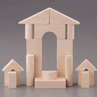 木製積み木  知育玩具 教育