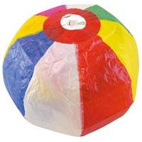 紙風船 16cm 知育玩具 教育 幼児 おもちゃ
