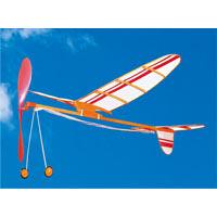 模型飛行機ライトプレーン Bグランプリ  知育玩具 教育