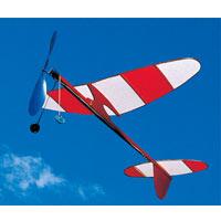 模型飛行機ライトプレーン Aスーパーアロー  知育玩具 教育