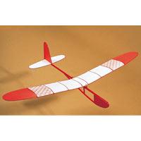 模型飛行機グライダー F-6  知育玩具 教育