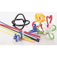 カラー発泡ポール[6色6本組] 工作 教材 材料 学習教材 アーテック