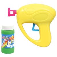 コンパクトバブルガン シャボン玉 シャボン玉 祭り 景品 知育玩具 幼児 保育園 幼稚園 おもちゃ 子供