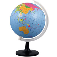 手作り地球儀 子供用 インテリア 地球儀 工作 夏休み 自由研究 理科 科学 小学生 学習 学校
