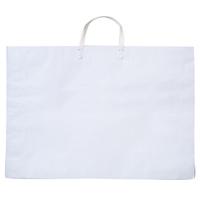 作品バッグ 紙製 白 アーテック 作品収納 バッグ 画材 図工 工作 美術 教材 小学生