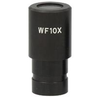接眼レンズ アイピース10倍[F、R用] 顕微鏡 レンズ 観察