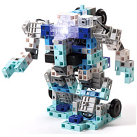 ロボティスト トランスフォーミングロボット 153210 アーテック プログラミング 学習 日本製 ロボット Artec ブロック キッズ 子供 Robtist Transforming Robot レゴ・レゴブロックのように自由に遊べます