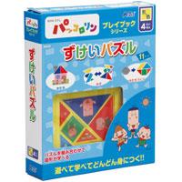 NHKパッコロリン ずけいパズル 078383 アーテック 知育玩具 NHK おかあさんといっしょ パズル パッコロリン 学習 幼児 キッズ プレイブック