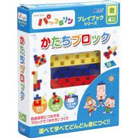 NHKパッコロリン かたちブロック 078388 アーテック 知育玩具 NHK おかあさんといっしょ ブロック パッコロリン 学習 幼児 プレイブック レゴ・レゴブロックのように遊べます