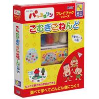 NHKパッコロリン こむぎこねんど 078393 アーテック 知育玩具 NHK 粘土 ねんど おかあさんといっしょ パッコロリン 学習 幼児 プレイブック