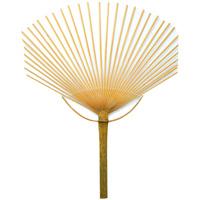 うちわ 骨のみ A 竹製 手作り 夏 納涼 うちわ 団扇 手作り 工作 夏休み 自由研究 図工