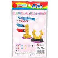 Artecブロック こどもの日 076754 アーテック 鯉のぼり 兜 レゴ・レゴブロックのように遊べます