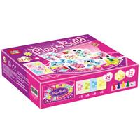 プレイ アンド ビルド アーテック ブロック 組み立て ゲーム 知育玩具 すごろく キッズ 子供 組立