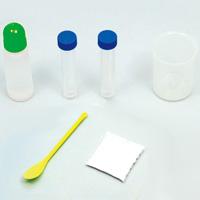 5種類のおもしろ化学実験キット 055818 アーテック 学校教材 試験管 中和 ダイラタンシー チーズ スーパーボール