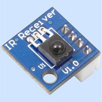 ロボット用赤外線リモコン受信センサー 基盤のみ 086880 アーテック ロボット ブロック 知育 パーツ 科学実験