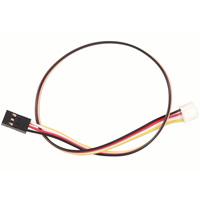 カラーセンサ接続コード 4芯30cm 086882 アーテック 知育 プログラミング 科学実験 Studuino スタディーノ