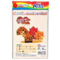 アーテックブロック Artecブロック 秋の収穫 076760 アーテック レゴ・レゴブロックのように遊べます
