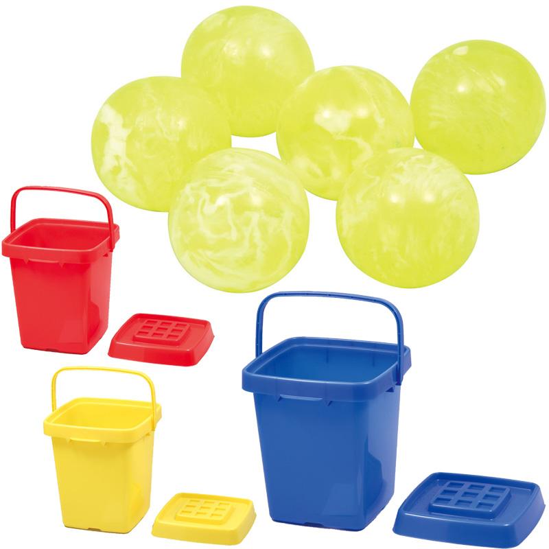 スーパーボール100個組 収納ケース付 アーテック スーパーボール 100 知育玩具 おもちゃ キッズ お祭り