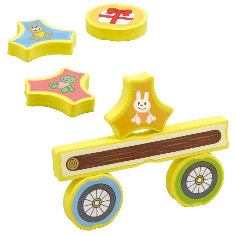 キッズスタディ バランスゲーム アーテック 知育玩具 ゲーム 幼児 勉強 子供 キッズ