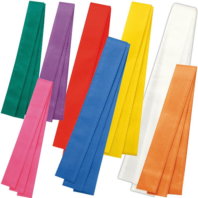 カラー不織布 ハチマキ アーテック はちまき キッズ 子供 運動会 発表会 体育祭 衣装 ダンス