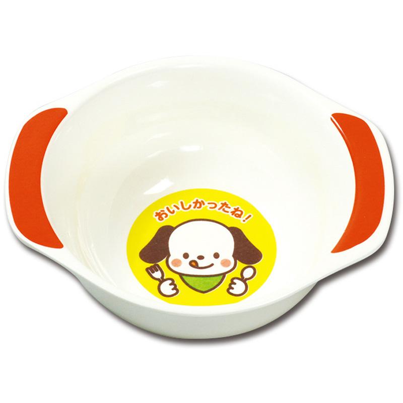 おいしかったね スープ皿 アーテック メラニン 軽い キッズ 子供 食器 皿