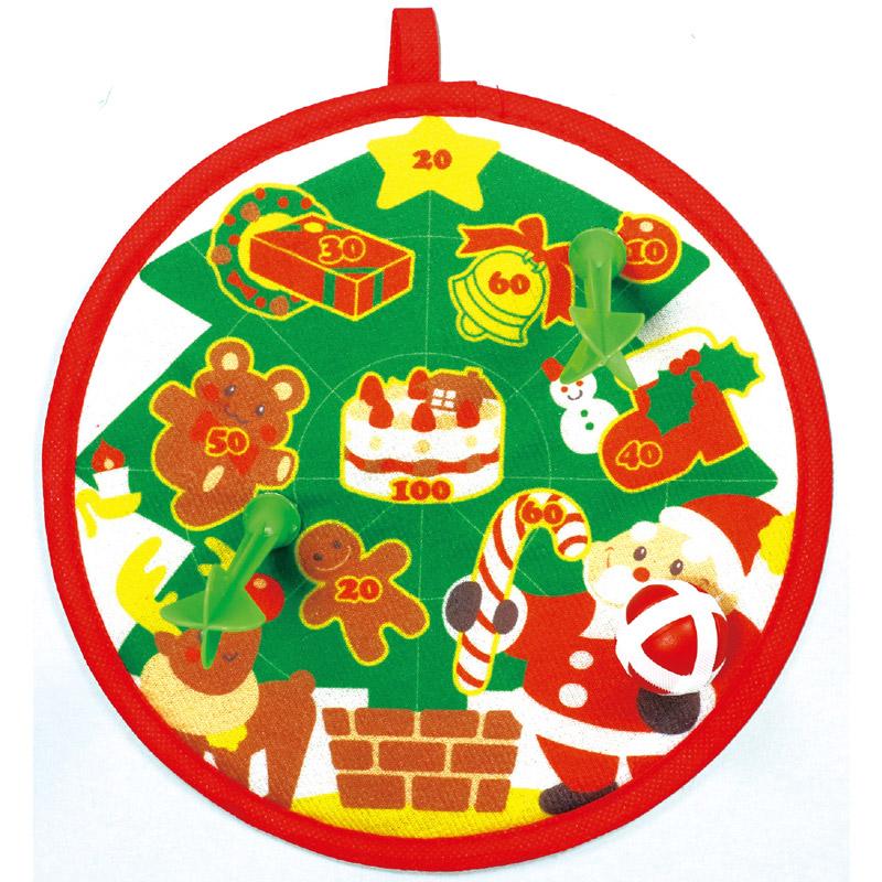 クリスマス ダーツ アーテック 知育玩具 幼児 キッズ 子供 おもちゃ?ゲーム