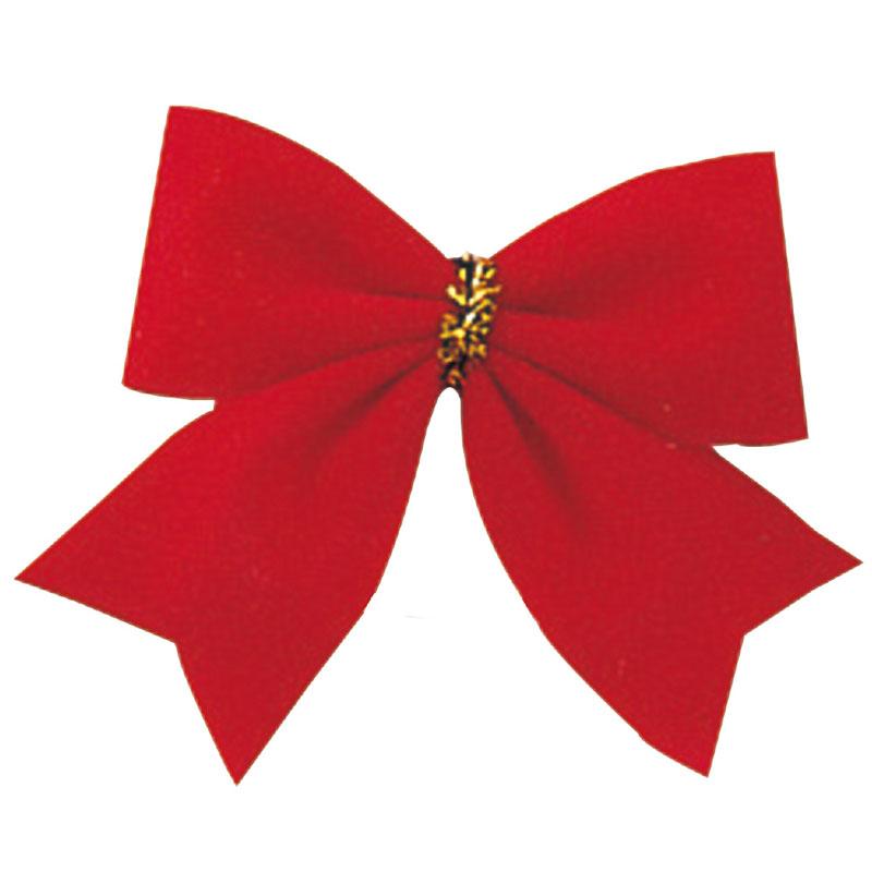 赤い リボン 12コ[リボン幅25mm] アーテック クリスマス 飾り オーナメント キッズ 子供 幼児