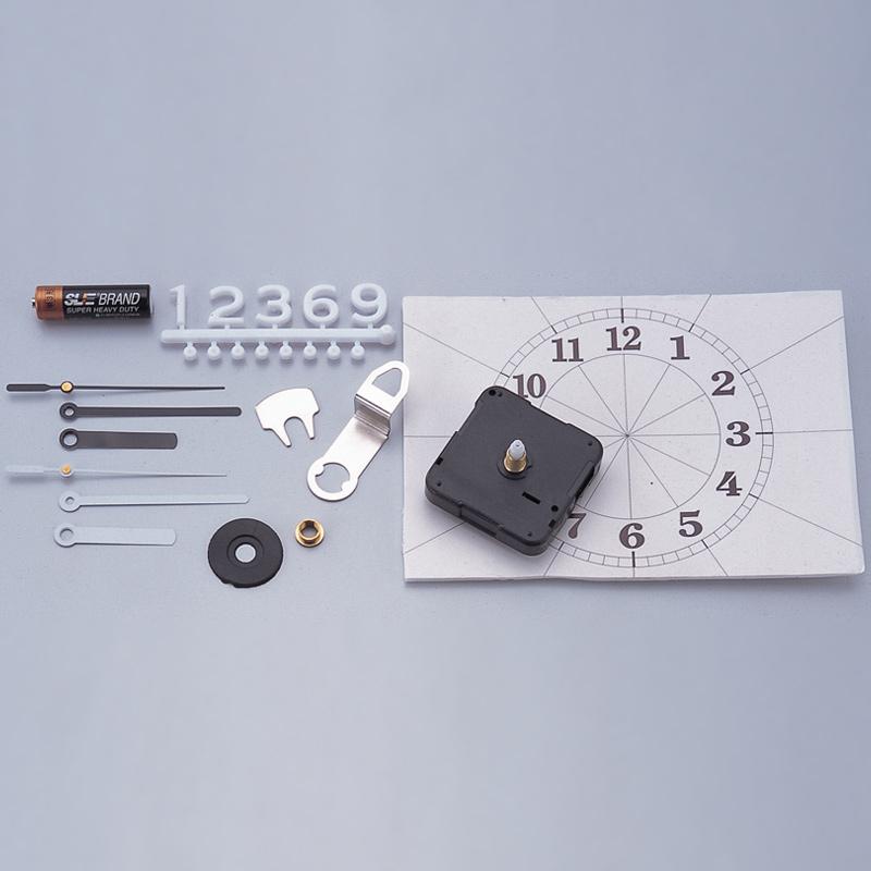 クォーツ時計 Bセット 緑箱 工作 美術 学習教材 小学生 手作り 時計 夏休み 宿題