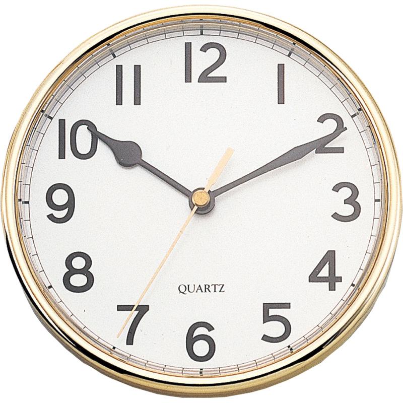 ビッグ丸型時計 時計 工作 美術 学習教材 小学生